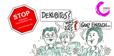 Anti-Dekubitus-Broschüre - Deutsch