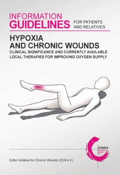 Hypoxia and chronic wounds