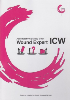 Accompanying Study Book Wound Expert ICW (engl. Version!)
